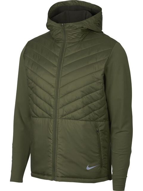 Nike AeroLayer Jacket Men olive canvas/olive canvas/neutral olive